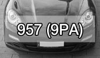 Cayenne 957 (9PA)