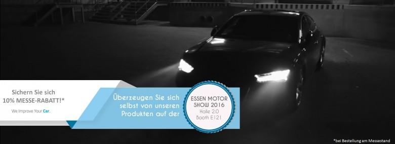 Teaser Essen Motor Show