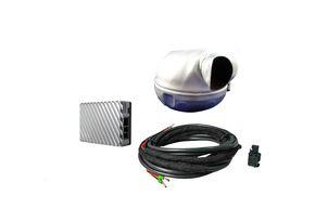 Komplett-Set Active Sound inkl. Soundverstärker und APP-Steuerung - BMW X5 E-Serie