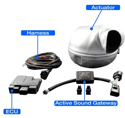 All info about Active Sound