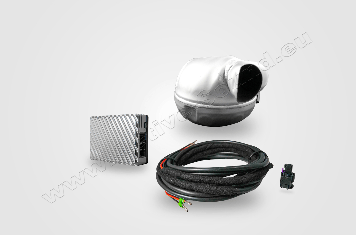Complete Kit Active Sound With Soundbooster And App Control Alfa Romeo Kitchen Stelvio 949